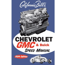 Chevrolet GMC & Buick Speed Manual