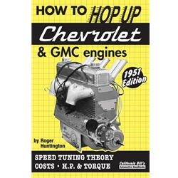 How To Hop Up Chevrolet & GMC Engines